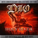 Dio – Holy Diver Live (3xred vinyl) thumbnail