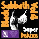 BLACK SABBATH VOL 4  Super Deluxe 5LP Box Set thumbnail