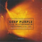 Deep Purple ‎– Live In Stockholm 1970 thumbnail