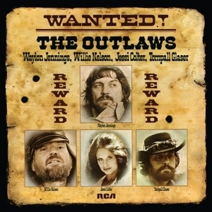 WAYLON JENNINGS & WILLIE NELSON - Wanted! the Outlaws