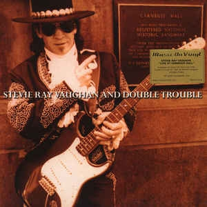 Stevie Ray Vaughan And Double Trouble ‎– Live At Carnegie Hall (2xlp)