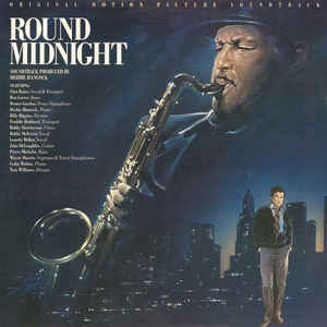 Herbie Hancock ‎– Round Midnight - Original Motion Picture Soundtrack