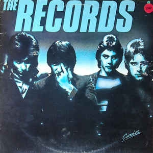 The Records ‎– Crashes