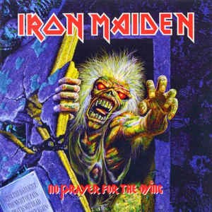 Iron Maiden ‎– No Prayer For The Dying (cd)