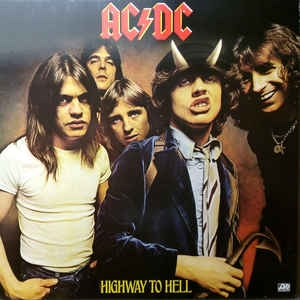AC/DC ‎– Highway To Hell (germany-85)