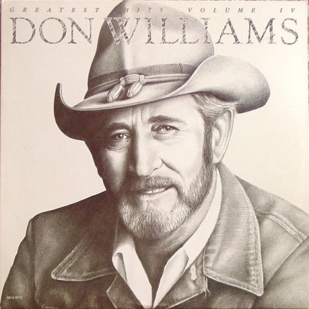 Don Williams  ‎– Greatest Hits Volume IV
