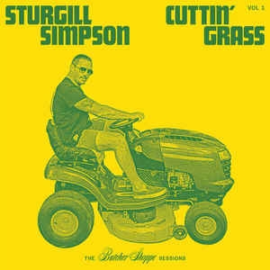 Sturgill Simpson ‎– Cuttin´ Grass Vol​.​ 1 (LTD 2xlp)