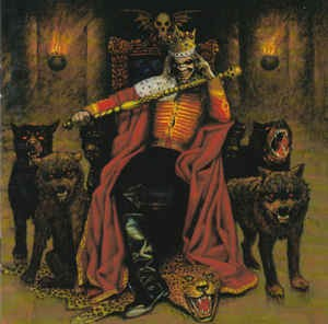 Iron Maiden ‎– Edward The Great (The Greatest Hits) (cd)