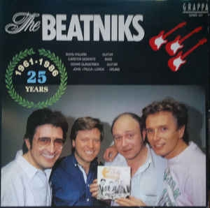 The Beatniks ‎– The Beatniks (signert)