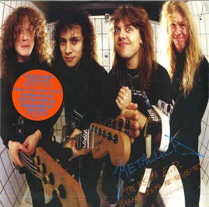 Metallica ‎– The $5.98 E.P. - Garage Days Re-Revisited (lim.ed-orange)