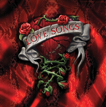 WHITESNAKE  Love Songs (ltd)
