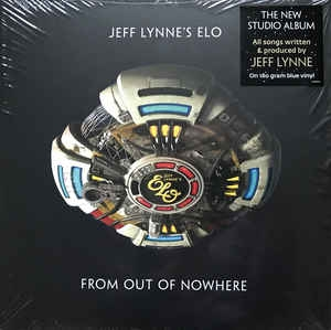 Jeff Lynne´s ELO ‎– From Out Of Nowhere (colored)