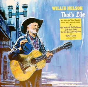 Willie Nelson ‎– That´s Life