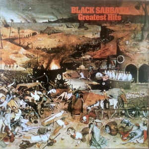 Black Sabbath ‎– Greatest Hits