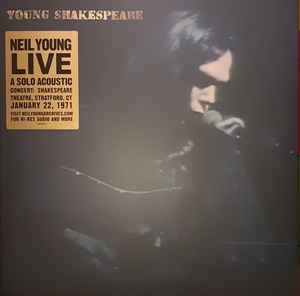 Neil Young ‎– Young Shakespeare (lp)