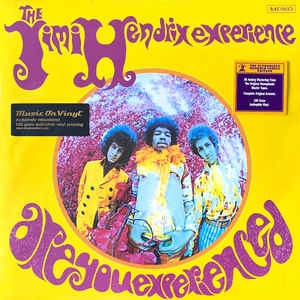 The Jimi Hendrix Experience ‎– Are You Experienced