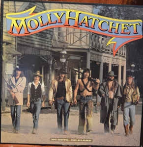 Molly Hatchet ‎– No Guts No Glory