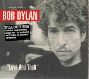"Bob Dylan ‎– ""Love And Theft"""