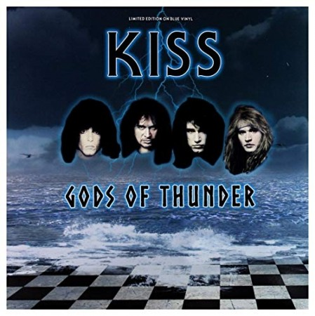 KISS - GODS OF THUNDER (LTD, NUMBERED, COLORED, 2XLP)