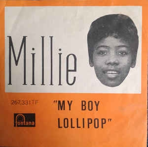 Millie ‎– My Boy Lollipop