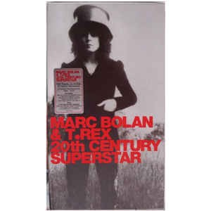 Marc Bolan & T.Rex ‎– 20th Century Superstar