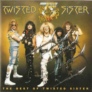 Twisted Sister ‎– Big Hits And Nasty Cuts