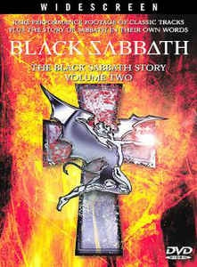 Black Sabbath ‎– The Black Sabbath Story Volume Two