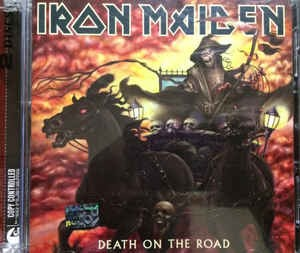 Iron Maiden ‎– Death On The Road (cd)