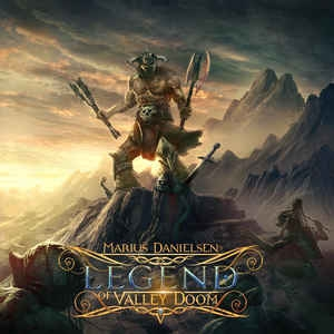 Marius Danielsen´s Legend Of Valley Doom ‎– The Legend Of Valley Doom Part 1