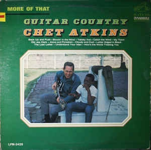 Chet Atkins ‎– More Of That Guitar Country