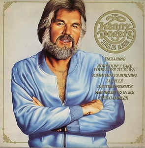 Kenny Rogers ‎– The Kenny Rogers Singles Album