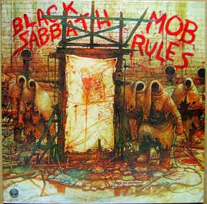 Black Sabbath ‎– Mob Rules
