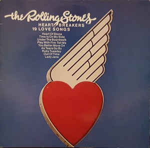 The Rolling Stones ‎– Heart Breakers