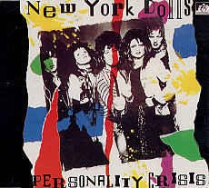 New York Dolls ‎– Personality Crisis
