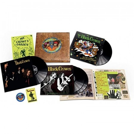BLACK CROWES  Shake Your Money Maker [Super deluxe lpbox]