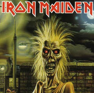 Iron Maiden ‎– Iron Maiden (cd)