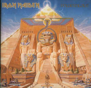 Iron Maiden ‎– Powerslave (cd)