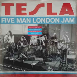 Tesla ‎– Five Man London Jam (2xLP)