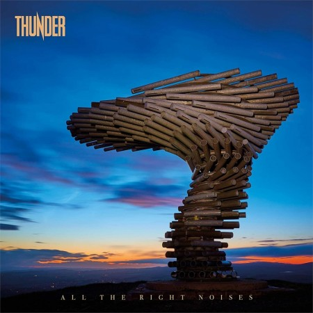 THUNDER All The Right Noises (ltd)
