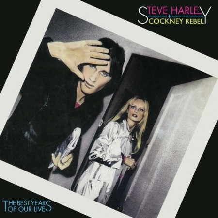 STEVE HARLEY & COCKNEY REBEL The Best Years of Our Lives (2xlp ltd)