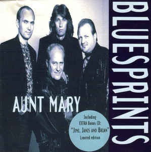 Aunt Mary ‎– Bluesprints