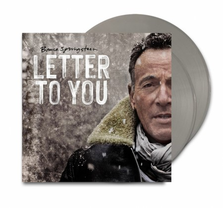 Bruce Springsteen & E Street Band - Letter to you (colored)