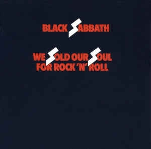 Black Sabbath ‎– We Sold Our Soul For Rock ´N´ Roll