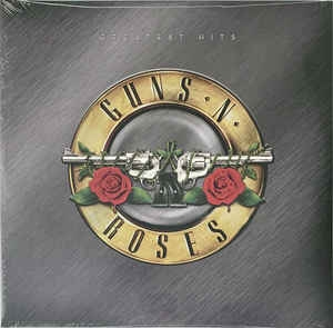 Guns N´ Roses ‎– Greatest Hits (colored)