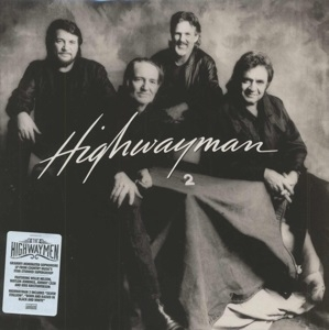 Waylon Jennings, Willie Nelson, Johnny Cash, Kris Kristofferson ‎– Highwayman 2