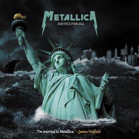 Metallica ‎– Justice For All (Deluxe Edition)