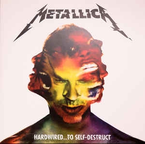 Metallica ‎– Hardwired...To Self-Destruct
