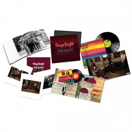 BAND Stage Fright (box set 50th Anniversary)