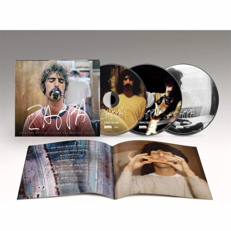 Zappa - Original Motion Picture Soundtrack (3xcd)