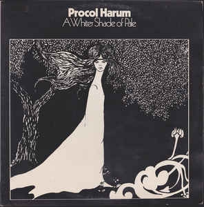 Procol Harum ‎– A Whiter Shade Of Pale / A Salty Dog